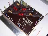 Kue Ulang Tahun KPS